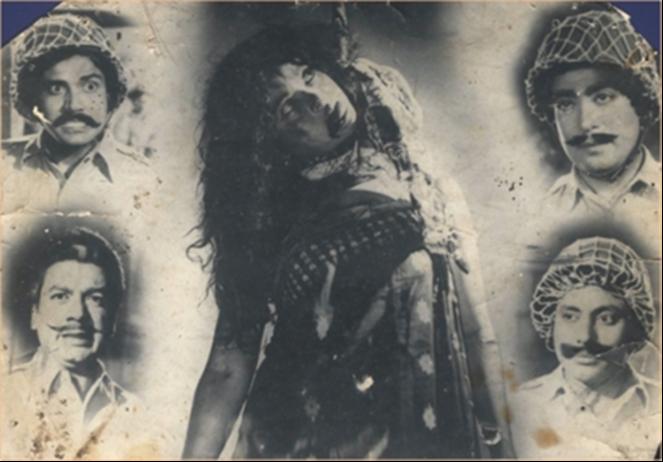 Women, War and Cinema: Construction of Women in the Liberation War
